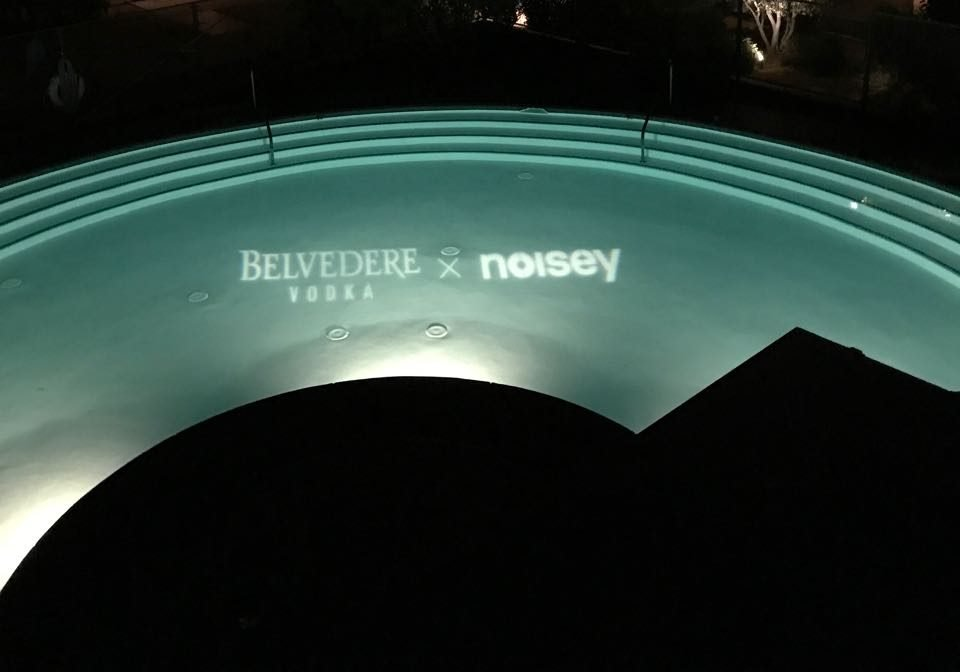 Noisey x Belvedere at ACE Hotel